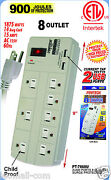 2 Outlet Power Strip