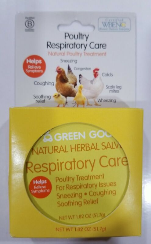 Poultry Respiratory Care Natural Treatment Medicine