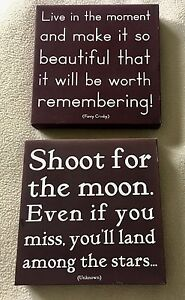 WALL DECOR PICTURE  SIGN