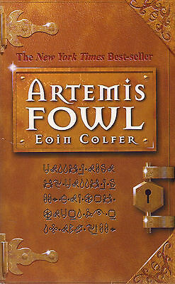 Complete Set Series   Lot Of 8 Artemis Fowl Books By Eoin Colfer  Fantasy