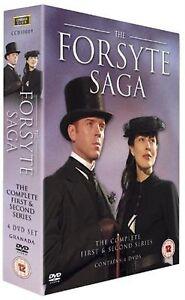 The Forsyte Saga 2002 The Complete Series 1, 2 Brand New DVD