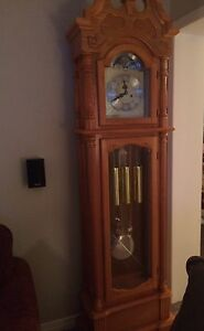 Reduced Briton Grandfather Clock