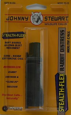 Johnny Stewart Pc-10 Predator Call Long Range Coyote Rubber Coated Squeaks