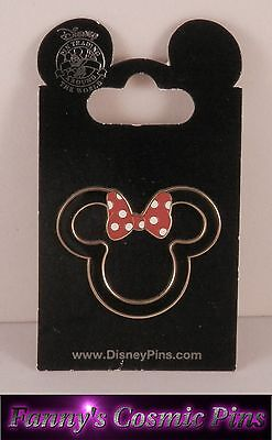 Disney Minnie Mouse OutlineTrading Pin
