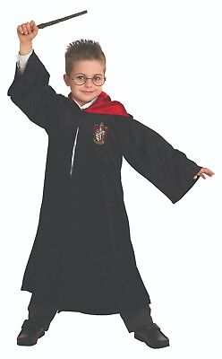Rubies Harry Potter Robe Deluxe - Kinder - S,M,L, 9-10, 11-12 Robe oder Krawatte (Kind Deluxe Harry Potter Kostüme)