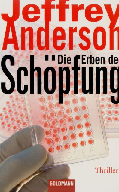 go- ANDERSON : DIE ERBEN DER SCHÖPFUNG    46435