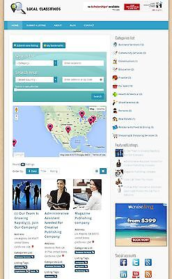 Local Classifieds Directory Website With Advanced Search