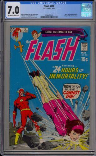 Flash #206 - CGC 7.0 - 0296432010