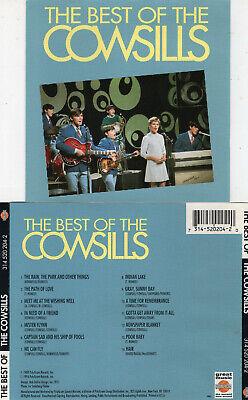 COWSILLS - BEST OF (CD 2014) NEW    14