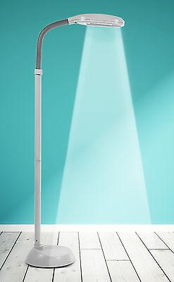 Kenley Tageslicht Stehlampe Stehleuchte Standleuchte Tageslichtlampe Leselampe