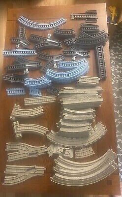 Thomas The Train Trackmaster Lot With 2 Sets. Castle Quest And Mad Dash On Sodor