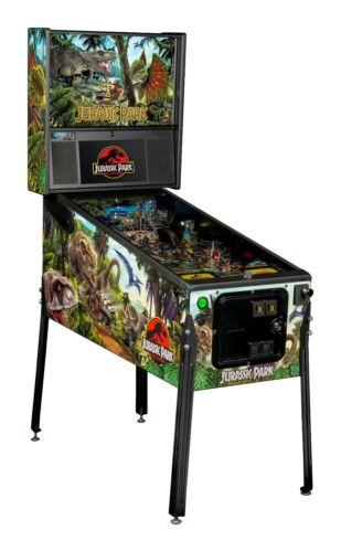 NEW Jurassic Park PRO Pinball Machine  Ships IN Stock!