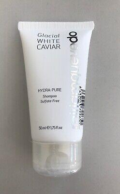 MIRIAM QUEVEDO glacial white caviar hydra pure shampoo travel 1.75 oz SEALED NEW