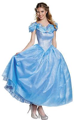 Cinderella Film Prestige Erwachsene Kostüm Verkleidung 87049 Disney - Prestige Kostüm