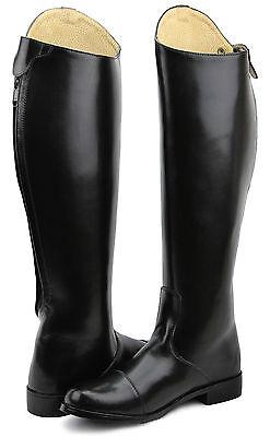 Hispar Ladies STIRLING Dress Dressage Boots With Zipper English Horse Riding