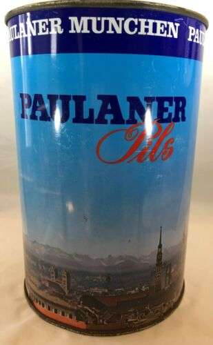 Paulaner Pils Gallon Beer Can