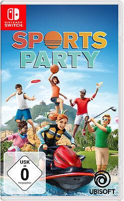 ndo Switch (NEU & OVP!) (Party Sport)