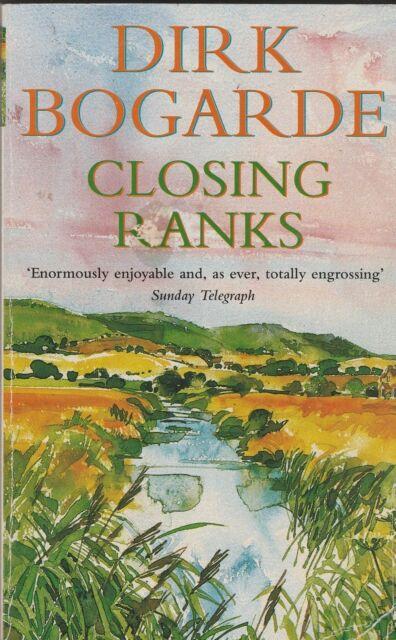CLOSING RANKS Dirk Bogarde ~ SC 1997 Novel