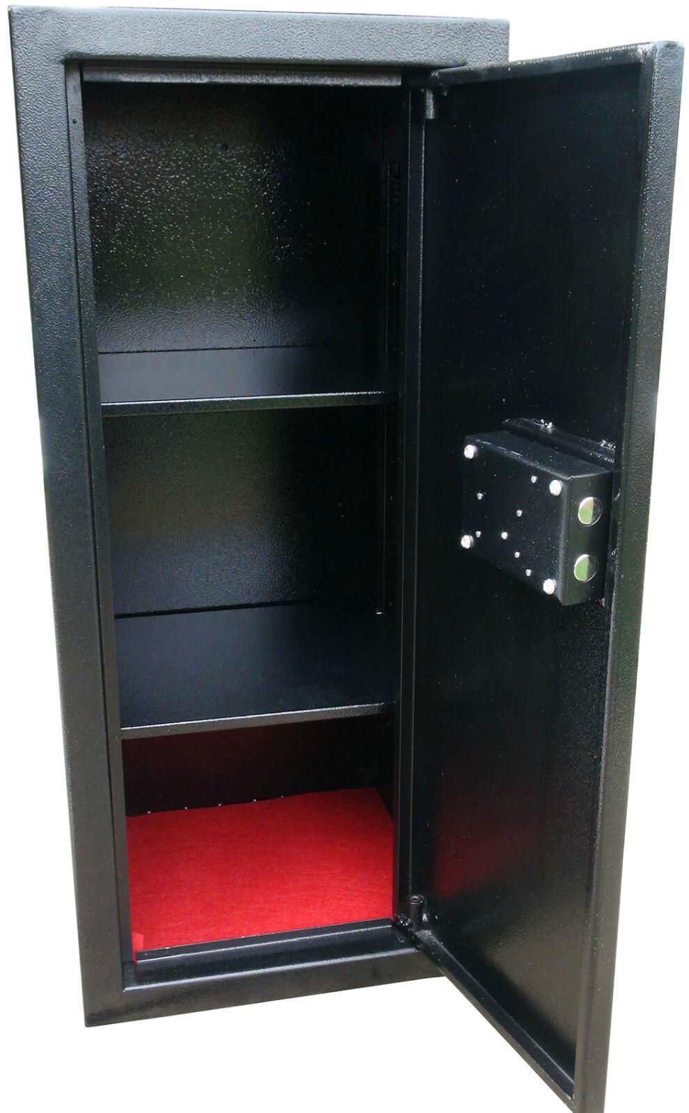 Supersize Ammunition Safe 2 Shelves Ammo Safe 6 Gun
