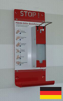 CLASSEN N Hand Hygiene Wandhalterung mit Armhebelspender SOFORT LIEFERBAR !