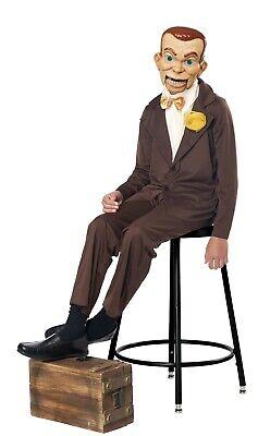 Child Evil Dummy Goosebumps Slappy Costume