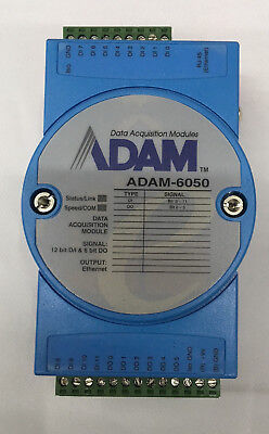 Adam Data Acquisition Modules Adam-6050 Module