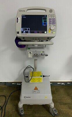 Invivo Precess 3160dcu Mri Patient Monitoring System W Charging Cart