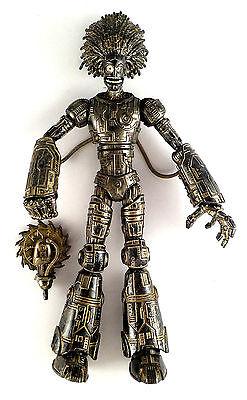 Hasbro Marvel Legends X-Men Warlock Build a Figure BAF Complete