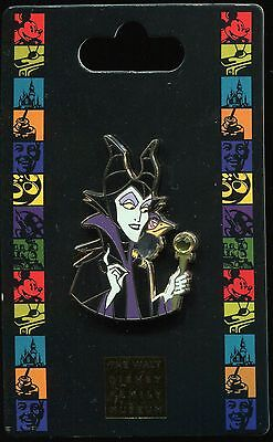 WDFM Walt Disney Family Museum Maleficent Diablo Disney Pin 86411