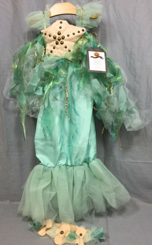Pottery Barn Kids Mermaid Halloween Costume 3T