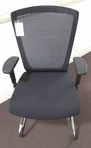 $250 Brand New Ergonomic Black Office Chair -Still with tags Wollongong Wollongong Area Preview