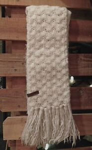 Infinity scarves and knit billabong scarf