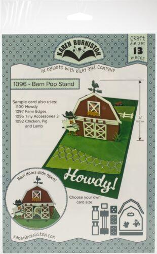 Karen Burniston Dies Barn Pop Stand 084282633101