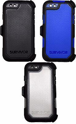 New   Griffin Survivor Summit Case For Iphone 6   6S