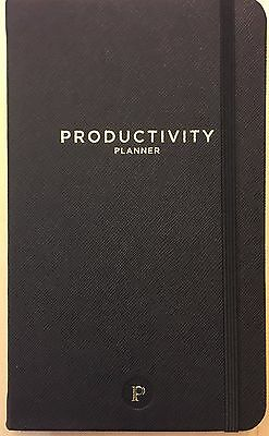 "Productivity Planner - Daily Planner - Non Dated 5 x 8"" Intelligent Change"