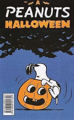 A Peanuts Halloween 2008 Promo Mini Comic Book 16 Pages Snoopy  - Peanuts Halloween Comics