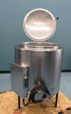 Groen Steam Jacketed Kettle - 30 Gal. Capacity  Ae-1-30 Electric