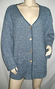 Cardigan CACHE-CACHE, Col en V. Taille 52/54.