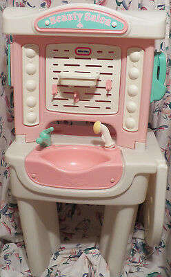Vintage Little Tikes Beauty Salon And Chair Cleaned