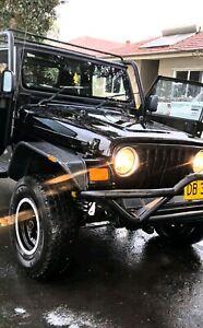 2006 Jeep wrangler AUTO