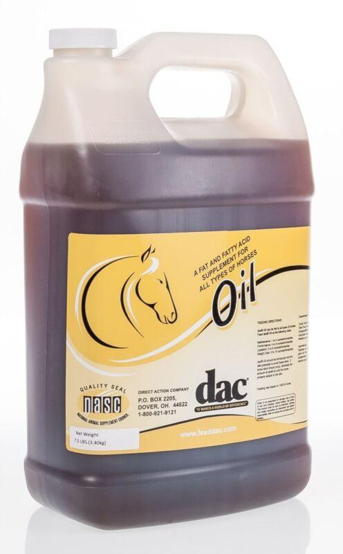 DAC Oil, 7.5 lb jug