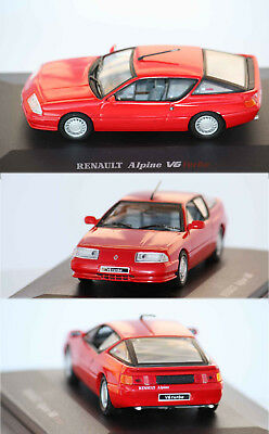 UH Renault Alpine V6 Turbo 1/43 1680