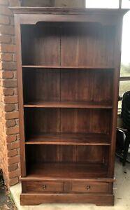 Timber Bookshelf