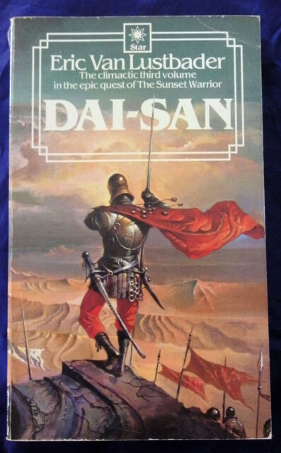 DAI-SAN by Eric Lustbader (Star Pb 1983)