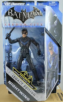 """NIGHTWING Batman Arkham City DC Legacy Edition 6"""" inch Video Game Figure!!!, used for sale  Shipping to India"""