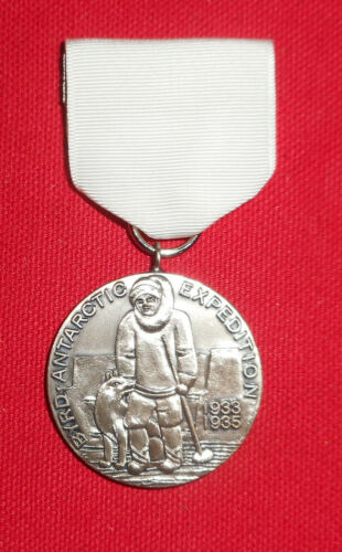 BYRD ANTARCTIC EXPEDITION MEDAL 1933-1935