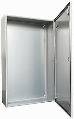 Yuco 40x32x12 Electrical Box Ip66 Rated Nema Type 4 Enclosure Fully Enclosed