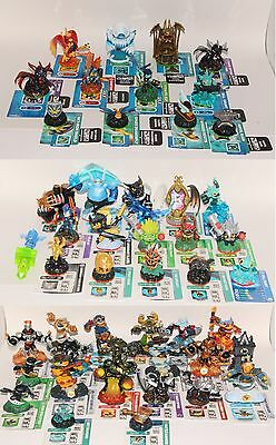 SKYLANDERS SPYROS GIANTS SWAP FORCE TRAP TEAM FIGURES FLAT 2.60 SHIPPING FOR ALL (Skylanders Barkley Sidekick)