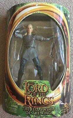 ToyBiz Lord of the Rings Action Figure in original box: Legolas