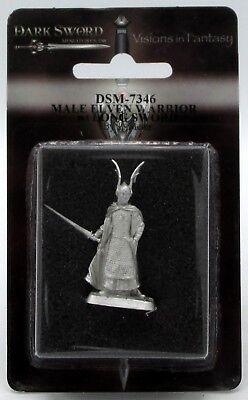Dark Swords (Dark Sword DSM-7346 Male Elven Warrior with Long Sword (Tom Meier) Elf)